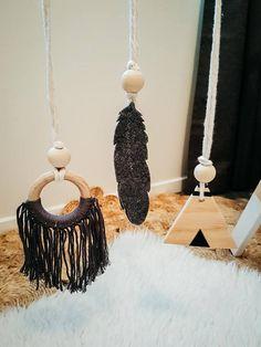 Gym en tribal toy set hout spelen sportschool en hangende