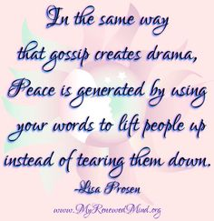 Peace quote via www.MyRenewedMind.org