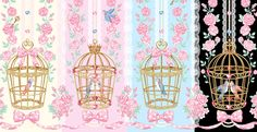 Little birds symphony, Angelic Pretty オンラインショップ