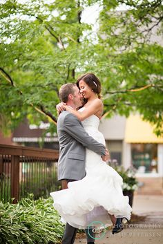 Lisa and Mark: Vadnais Heights Commons