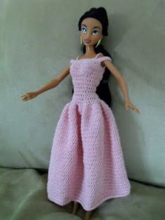 Dancer's Dress - Hazel3Crochets