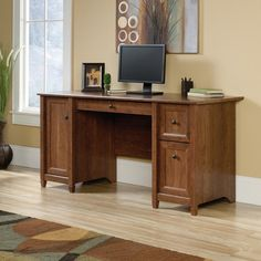 Sauder Edge Water Computer Desk #Sauder