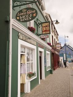 Dingle, County Kerry, Munster, Republic of Ireland, Europe - Been there & loved it.
