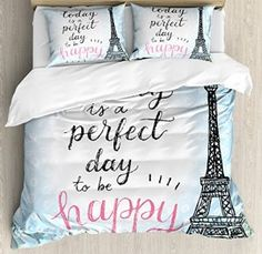 paris bedding to be happy duvet cover sets eiffel towers girls bedroom bedroom girls quilt cover sets tour eiffel
