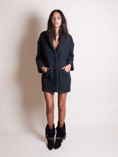 Lovely coat for fall