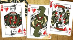 global unrest playing cards