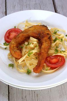Podkovičky z kapra Tandoori Chicken, Sushi, Ethnic Recipes, Sushi Rolls