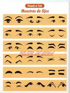 .eyes how to paint