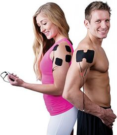 Couple using a single EMS and a TENS unit Tens And Units, The Unit, Couples, Ems, Emergency Medicine, Couple