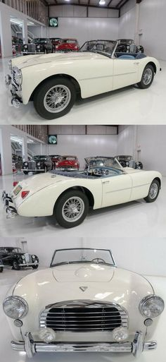 1955 Swallow Doretti Roadster | Concours restoration Tonneau Cover, Amelia Island, Leather Interior, Swallow, Cars For Sale, Restoration, The Incredibles, Cars For Sell, Swallows