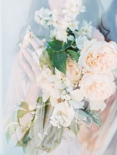 Organic Cornish Wedding Inspiration | D'Arcy Benincosa | Wedding Sparrow