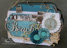 Explore the Beach - Scrapbook.com