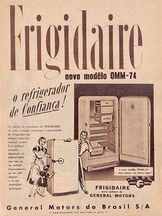Memória Viva apresenta: O Cruzeiro - Propaganda ANOS 50