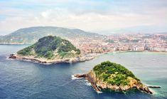 The 10 Most Beautiful Coastal Towns in Spain - Condé Nast Traveler City Beach, Beach Town, San Sebastian Santo, Ibiza Town, Basque Country, Balearic Islands, Spain And Portugal, Andalusia, Spain Travel