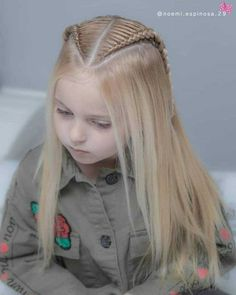 Check out these cute and beautiful braided hairstyles for little girls, from the simple and easy, to the more intricate and imaginative. hairstyle 30 Cute Braided Hairstyles for Little Girls Cute Braided Hairstyles, Box Braids Hairstyles, Pretty Hairstyles, Hairstyle Ideas, Kid Hairstyles, Hair Ideas, Cute Little Girl Hairstyles, 1940s Hairstyles, Latest Hairstyles