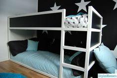 IKEA KURA BED REDO...AstaBoutique@aol.com