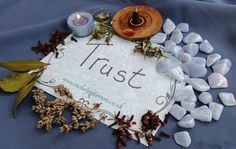 Rachel Patterson - Witch & Author: Working Magic...TRUST