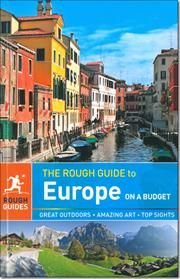 The Rough Guide to Europe on a Budget af Tim Burford, Jonathan Bousfield, Caroline Daly, ISBN 9781405386920