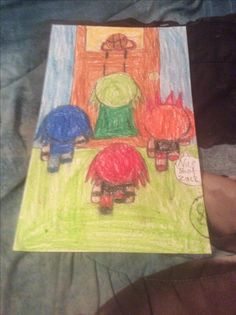 Super Bros are playing basket ball with Eric part 8 by Kaylee Alexis