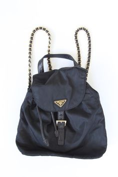 Backpack, backpack on Pinterest | Backpacks, Prada and Leather ...