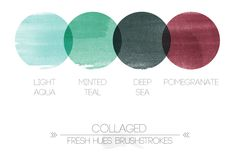 fresh hues | color + inspiration