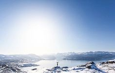 Hinrich Carstensen Photography » Norway Road Trip 2016. The sun a little closer. Sunny greatings from Alta, Norway.