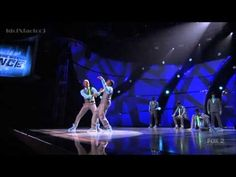 Seriously ridiculous. BluPrint & Jade Perform Christopher Scott (Animation) SYTYCD 10 (Top 20 Revealed)