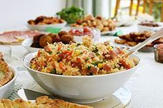 30 simple potluck themes and recipe ideas for work events. Build your team with…