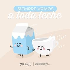 Ey, ey, eeeeey, quieto parado. Respira hondo y ahora sí, a continuar con el lunes. We are always going at full speed. Hey there, hold still. Take a deep breath and carry on with Monday. #mrwonderfulshop #quotes #monday #milk #running #run