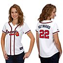 Atlanta Braves Freedie Freeman Women's Player Replica Jersey by Majestic Athletic - MLB.com Shop