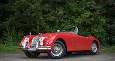 1958 Jaguar XK 150  - 3.4 S, a very rare Original Factory Built S