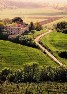 I Like It Peaceful And Quiet...Always In The Country !... http://samissomar.wix.com/Soundscapings