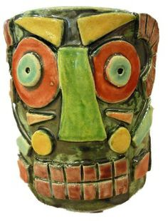 Clay Projects For Elementary Kids | being cr8iv: clay projects for kids | Clay Art Lessons Clay Projects For Kids, Kids Clay, Diy Projects, Tiki Head, Sculpture Lessons, Picasso, 6th Grade Art, Ecole Art, Art Therapy Activities