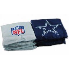 Dallas Cowboys (8) 12oz Replacement Cornhole Bean Bags