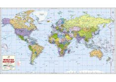 Buy World Latitude and Longitude Map Flags Of European Countries, European Flags, Usa Road Map, Us National Parks Map, World Political Map, Zip Code Map, Vienna Map, Belgium Map, Map Store