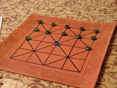 Medieval Board Game Corner the Rabbit by GuineveresGames on Etsy, $45.00