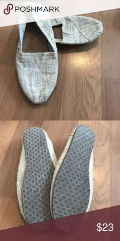 Skechers BOBS canvas flats Cute and clean! No flaws to note. Size 7.5. Skechers Shoes Flats & Loafers