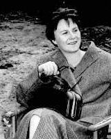 Harper Lee.  I will probably name a child after her.  I Love To Kill a Mockingbird soo much.