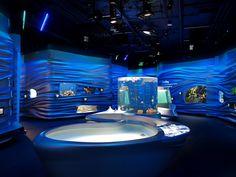 Water exhibit.