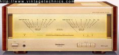 SE-A7000 Stereo Amplifier