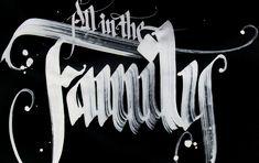 Niels Shulman, aka Calligraffiti by SHOE
