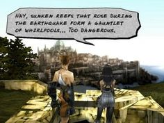 Vagrant Story: Dialog + In-game cutscene.  Likes: • Comic-style dialog! •  Dialog blends in with the BG in a nice way. • Expressive avatars. Dislike: •  Comic style not great for everything. • Unsure if comic-style callout is sufficient for identifying speaker
