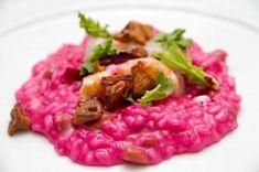 Di un piatto assapori anche il colore e in questa ricetta di Gennaro Esposito, assaggiata mentre era imminente lo scoccare del nuovo anno, il ...