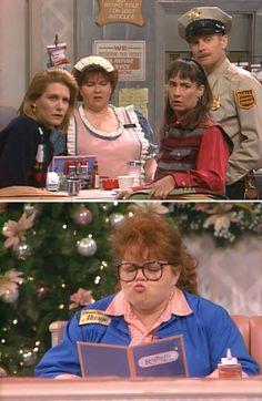 Roseanne love this episode