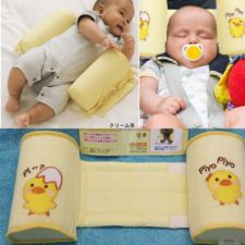 Baby Furniture Forceful Dropship Baby Pillow Infant Newborn Mattress Pillow Baby Sleep Positioning Pad Prevent Flat Head Shape Anti Roll Pillows