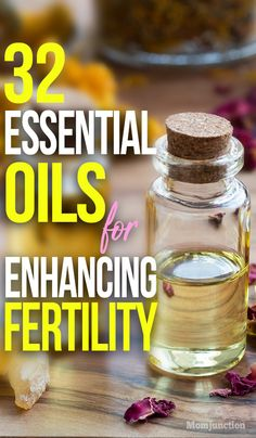 Can essential oils boost fertility in men and women? To know better, read this post on the Best essential oils for fertility & pregnancy. Essential Oils For Fertility, Essential Oils For Headaches, Essential Oils For Hair, Essential Oil Blends, Fertility Blend, Fertility Help, Fertility Foods, Fertility For Men, Improving Fertility