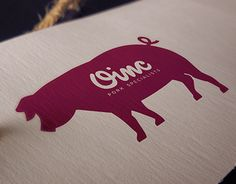"Check out this @Behance project: ""Oinc, Pork Specialists"" https://www.behance.net/gallery/24590013/Oinc-Pork-Specialists"