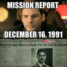 Details to perfection, props Marvel!《《《 so they managed that, but Bucky has teo different birth years in the smithsonian.