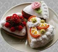 Resultado de imagen para patrones pastelitos amigurumis