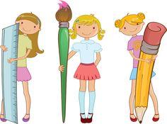 Back To School: Back To School Teen Girls